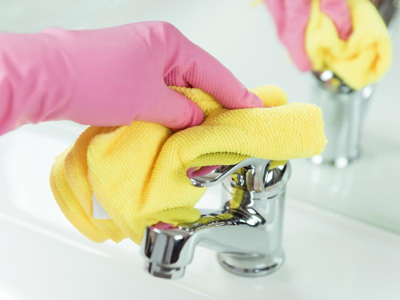 11 Tipps für ein sauberes Bad