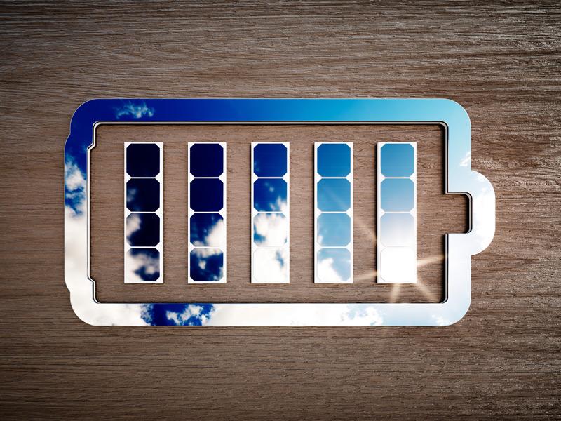 Solarstrom speichern und selbst nutzen