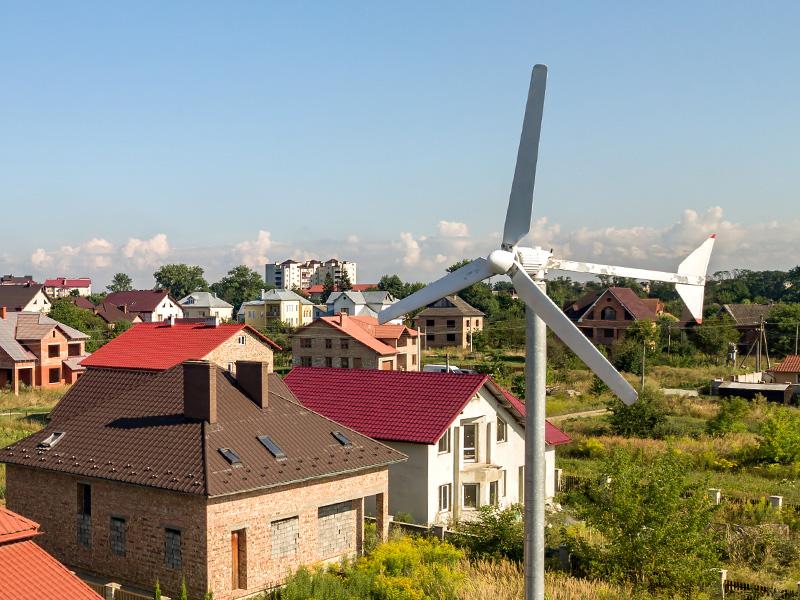 Lohnen sich Mikro-Windanlagen?
